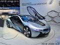 宝马i3Mega City首款专为城市打造的纯电动量产车型